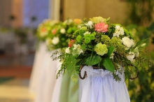 Aranjamente Florarele pentru nunta (14)