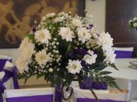 Aranjamente Florarele pentru nunta (16)