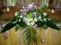 Aranjamente Florarele pentru nunta (18)