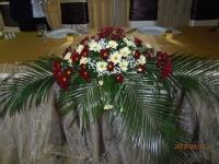 Aranjamente Florarele pentru nunta (21)