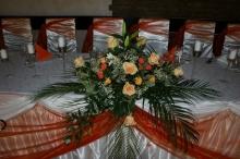 Aranjamente Florarele pentru nunta (7)