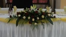 Aranjamente Florarele pentru nunta (8)
